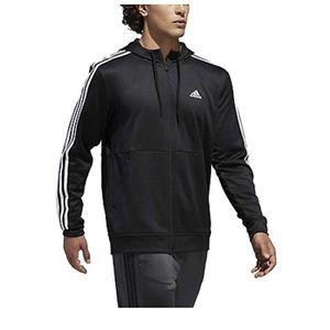 Adidas Mens Performance Track Jacket NWT